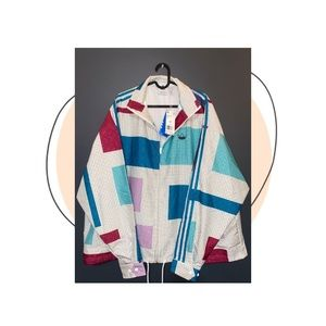 Adidas Block Wind Jacket